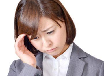 肩こりによる頭痛の解消の画像